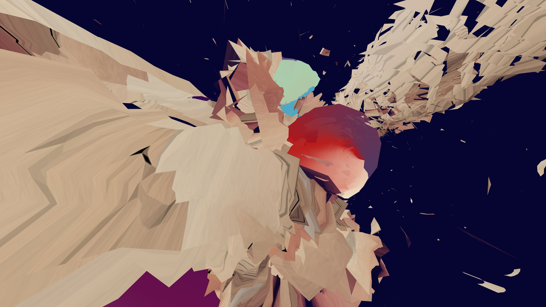 Visual Displacements